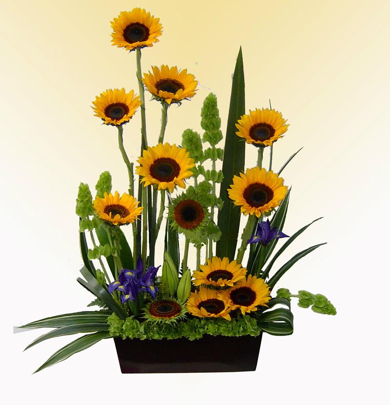 cu 009 - Arreglos Florales Modernos