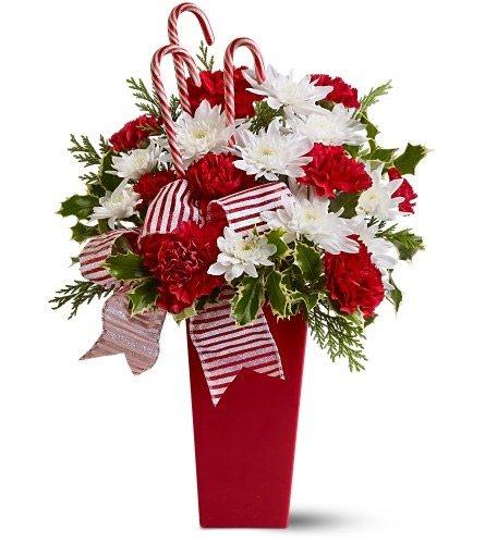 Florería Linnette Arreglos Florales Navideños